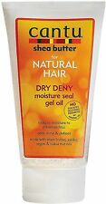 Cantu Shea Butter for Natural Hair Dry Deny Moisture Seal Gel Oil 5 oz (2 pack)