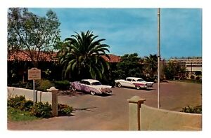 1950's Cars @ California, Old Town San Diego Candle Shop & Museum RPPC Un-Posted