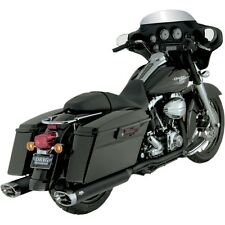 VANCE AND HINES DRESSER DUAL HEADER PIPES FOR HARLEY 1995-2008 MODELS
