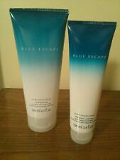 Avon Blue Escape for Him Hair and Body Wash & After Shave Conditioner - Sealed