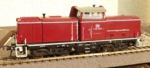 Fleischmann 4230 Diesel V 100 2075 DB Ep.3 Function Ok, Played with Condition