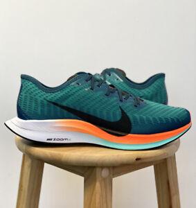 Nike Zoom Pegasus Turbo 2 Neptune Green Black CN6928 300 Size 10.5 Brand New