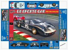 Magnifier/Trumpeter 1/12 Kit #5403 GT40 Le Mans Winning Coupe  -New