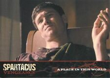 Spartacus Vengeance Episode Synopsis Base Card E5