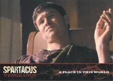Spartacus Vengeance Episode Synopsis Base Card E5