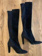 Stuart Weitzman Black Boots US 8.5