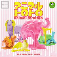 Panda's ana  Animal Torotoro  Completed Set 5pcs Takara Tomy