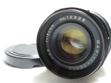 【AS IS】Mamiya Sekor 150mm F/5.6 for Universal Press from Japan #162