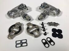 Wellgo WAM-R4 Clipless Road Bike Clipless Pedals Vintage NOS NIB