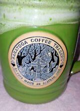 Saratoga Coffee Traders Death Wish Coffee St Patrick's Day PUCA Mug #203/317