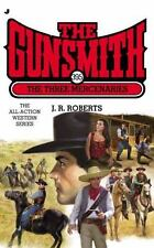 The Gunsmith: The Three Mercenaries 395 by J. R. Roberts (2014, Paperback)