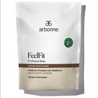 Arbonne FeelFit Pea Protein Shake - Chocolate 30 servings. NEW 100%