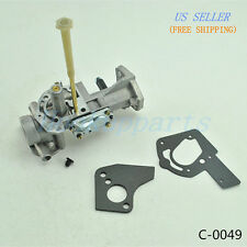 CARBURETOR Carb Replaces 498298 fits Briggs & Stratton 5hp 5 hp 4 Cycle Engines