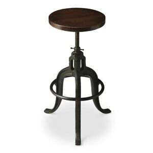 Butler Revolving Bar Stool, Metalworks - 2049025