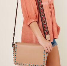 Red Dress Boutique Tan Creative Type Purse Shoulder Bag Handbag NWT