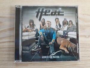 Heat Address the Nation CD H.E.A.T