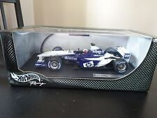 **HOT WHEELS RACING**WILLIAMS F1 FW25 1:18 JUAN PABLO MONTOYA**BOXED**