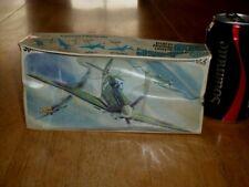 Ww#2, British, Spitfire Ia/Va Fighter, [Frog] Plastic Model Kit, Scale: 1/72