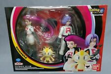 SH S.H. Figuarts Team Rocket Pokemon bandai Japan NEW