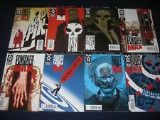 The Punisher Max 1-21 & One Shots Jason Aaron Marvel Comics 2010-2012
