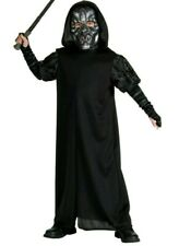 Harry Potter Child's Death Eater Costume Medium 8 10 Party Disguise Halloween