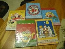 Lot of 5 Mary Engelbreit Journal Notebooks 80 pages New