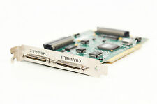 ATTO ExpressPCI DC Host Dual Channel SCSI Controller Card Express PCI