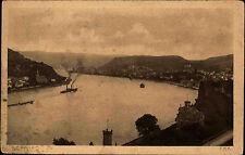 Feldpostkarte Feldpost-AK aus Gand Belgien Postkarte Boppard am Rhein 1919