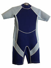KIDS POCOPIANO SHORTIE SURF SWIM WET SUIT SIZE 10 YRS (74)