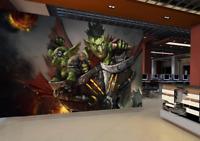3D Amusing Monsters 82 Wall Paper Murals Wall Print Wall Wallpaper Mural AU Kyra