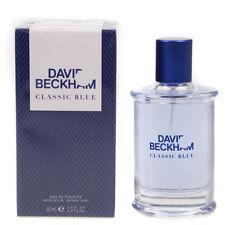 David Beckham Classic Blue 60ml Eau De Toilette Spray