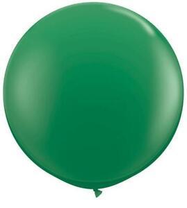 Green Giant 3ft Qualatex Latex Balloons