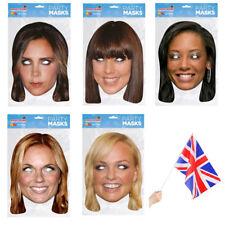 Spice Girls Mask set