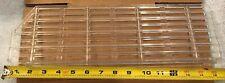 Gondola Plastic Shelf Divider Fence 5 X 16