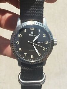 Tutima FX Pilot watch