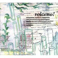 VOLCANO! - PAPERWORK 11 TRACK CD DIGIPAK NEW UNPLAYED