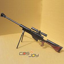 """54"""" Sword Art Oline Gun Gale Online Sinon's Hecate II PVC Cosplay Prop -0204"""
