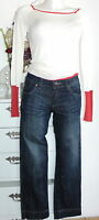 s. Oliver selection NEU Jeans XS 34 Hose trousers denim blau blue pants