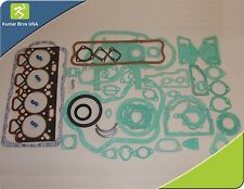 """New Perkins A4.236 """"MF 175 180 255 265 270 275,"""" Complete Gasket WITH ALL Seals"""