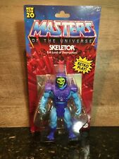 MASTERS OF THE UNIVERSE ORIGINS SKELETOR WALMART EXCLUSIVE IN HAND!