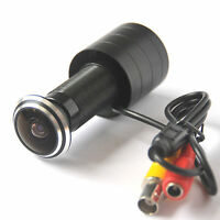 Wide Angle CCTV AHD 1080P 2MP Camera Fish Eye Peephole Security Cam 178 Degree