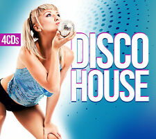 CD Disco House von Various Artists  4CDs