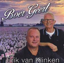 Erik van Klinken-Boer Geert cd single
