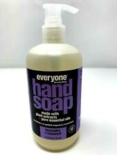 EO All Natural Pure Essential Oils Lavender & Coconut Liquid Hand Soap 12.75 oz