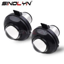 For Chevrolet Cruze/Orlando HID Bi-xenon Foglights Projector Lens Driving Lamps
