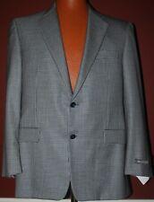 "Hickey Freeman ""Boardroom"" 100% Cashmere Sport Coat Jacket 40S NWT"