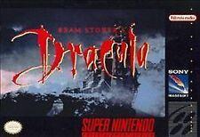 Bram Stoker's Dracula (Super Nintendo Entertainment System, 1992)