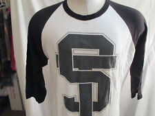 Shania Twain 2015 Tour ST 15 3/4 Sleeve Jersey T-Shirt Size Large