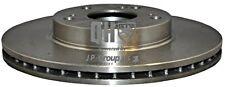 Brake Disc Rotors Front Axle Vented Fits HONDA Civic Edix Fr-V 45251S7AE10