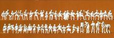 Preiser 16356 H0 Figure 1 87 Personaggi Non Colorati im Birreria